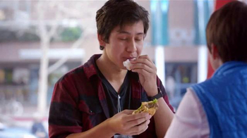 Jack in the Box Buttery Jack TV Spot, 'Sneak Up' - Thumbnail 4