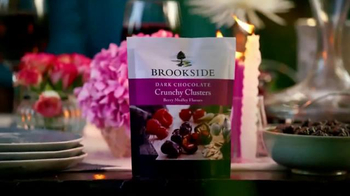 Brookside Dark Chocolate Crunchy Clusters TV Spot, 'Crunch to Your Life' - Thumbnail 4