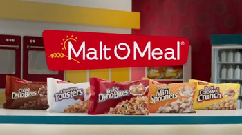 Malt-O-Meal TV Spot, 'Full Thumbs' - Thumbnail 7