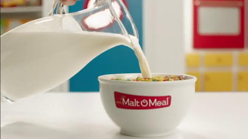 Malt-O-Meal TV Spot, 'Full Thumbs' - Thumbnail 2