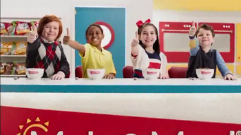 Malt-O-Meal TV Spot, 'Full Thumbs'