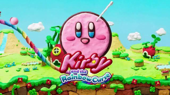 Nintendo Kirby and the Rainbow Curse TV Spot, 'Gotta Get Greative' - Thumbnail 1