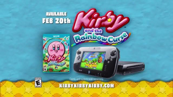 Nintendo Kirby and the Rainbow Curse TV Spot, 'Gotta Get Greative' - Thumbnail 8