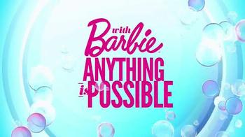 Barbie Bubble-Tastic Mermaid Dolls TV Spot, 'Make a Splash' - Thumbnail 8
