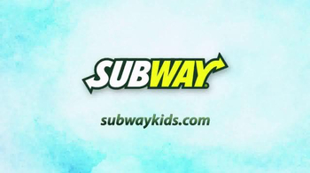 Subway Fresh Fit For Kids Meal TV Spot, 'Mickey Mouse' - Thumbnail 7