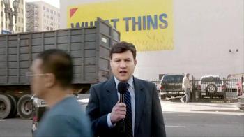 Wheat Thins TV Spot, 'Eat This' - Thumbnail 1