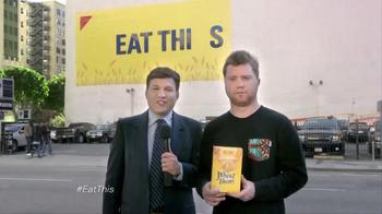Wheat Thins TV Spot, 'Eat This' - Thumbnail 10