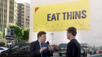 Wheat Thins TV Spot, 'Eat This' - Thumbnail 6