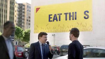 Wheat Thins TV Spot, 'Eat This' - Thumbnail 8