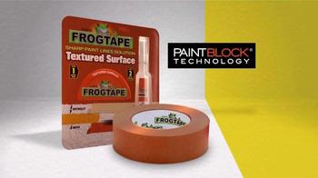 Frog Tape Textured Surface TV Spot, 'Always Sharp' - Thumbnail 3