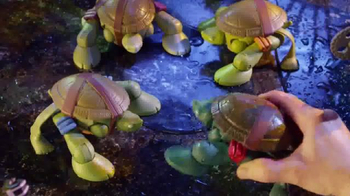 Playmates Toys Teenage Mutant Ninja Turtle Mutations TV Spot, 'Radical'