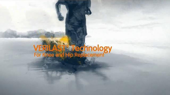 Smith & Nephew Verilast TV Spot, 'Knee and Hip Replacements' - Thumbnail 3