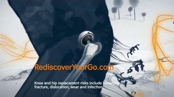 Smith & Nephew Verilast TV Spot, 'Knee and Hip Replacements' - Thumbnail 8