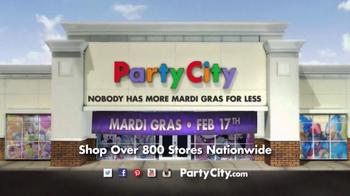Party City TV Spot, 'Jazz Up Your Mardi Gras Party!' - Thumbnail 10