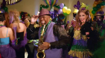 Party City TV Spot, 'Jazz Up Your Mardi Gras Party!' - Thumbnail 2