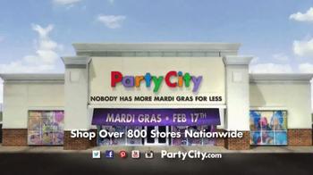 Party City TV Spot, 'Jazz Up Your Mardi Gras Party!' - Thumbnail 9