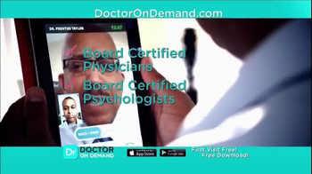 Doctor on Demand TV Spot, 'Better Faster' - Thumbnail 3