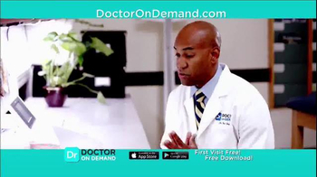 Doctor on Demand TV Spot, 'Better Faster' - Thumbnail 4