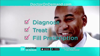 Doctor on Demand TV Spot, 'Better Faster'