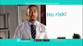 Doctor on Demand TV Spot, 'Better Faster' - Thumbnail 6