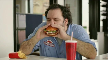 Wendy's Bacon & Blue on Brioche TV Spot, 'Ray-A-Motive' - Thumbnail 1