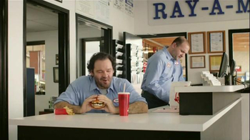 Wendy's Bacon & Blue on Brioche TV Spot, 'Ray-A-Motive' - Thumbnail 3
