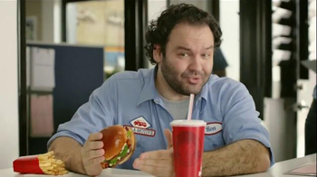 Wendy's Bacon & Blue on Brioche TV Spot, 'Ray-A-Motive' - Thumbnail 7