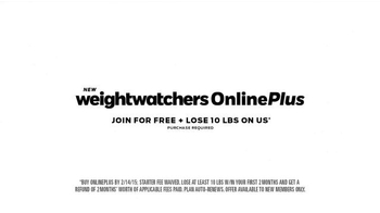 Weight Watchers OnlinePlus TV Spot, 'Chat With a Coach' - Thumbnail 10