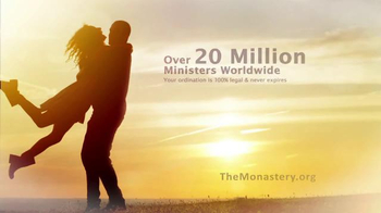 Universal Life Church Monastery Storehouse TV Spot, 'Get Ordained' - Thumbnail 7