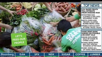 City Harvest, Inc. TV Spot, 'Take Care of Our Own'