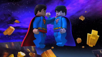 Lego DC Comics Super Heroes: Justice League vs. Bizarro League DVD TV Spot