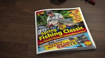 Bass Pro Shops Spring Fishing Classic TV Spot, 'Fishing Needs'