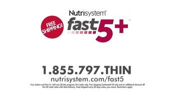 Nutrisystem Fast 5+ and Nutricurb TV Spot, 'Little Black Dress' - Thumbnail 9