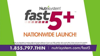 Nutrisystem Fast 5+ and Nutricurb TV Spot, 'Little Black Dress' - Thumbnail 2