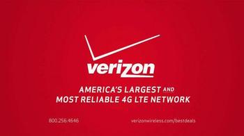Verizon XLTE TV Spot, 'Never Settle' - Thumbnail 8