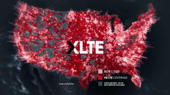Verizon XLTE TV Spot, 'Never Settle'