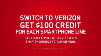 Verizon XLTE TV Spot, 'Never Settle' - Thumbnail 7