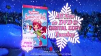 Strawberry Shortcake: Snowberry Days DVD & Digital Copy TV Spot - Thumbnail 9