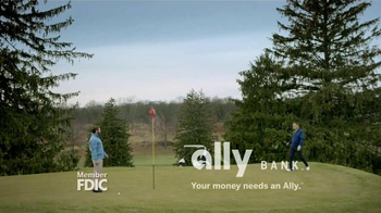 Ally Bank TV Spot, 'Facts of Life: Golf' - 3443 commercial airings