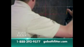 Bath Fitter TV Spot, 'Custom Bathtub' - Thumbnail 4