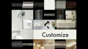 Bath Fitter TV Spot, 'Custom Bathtub' - Thumbnail 7