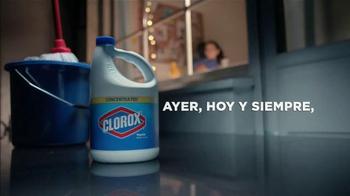 Clorox Bleach TV Spot, 'Casa Limpia' [Spanish] - Thumbnail 10
