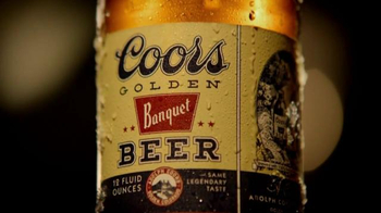 Coors Golden Banquet TV Spot, '1936 Stubby Bottle' - Thumbnail 4