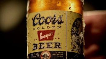 Coors Golden Banquet TV Spot, '1936 Stubby Bottle' - Thumbnail 5
