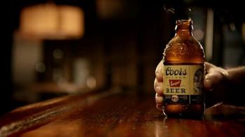 Coors Golden Banquet TV Spot, '1936 Stubby Bottle' - Thumbnail 6