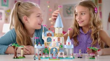 LEGO Disney Princess TV Spot, 'Cinderella's Castle'