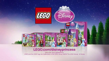 LEGO Disney Princess TV Spot, 'Cinderella's Castle' - Thumbnail 10