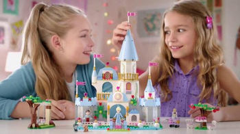 LEGO Disney Princess TV Spot, 'Cinderella's Castle' - Thumbnail 3