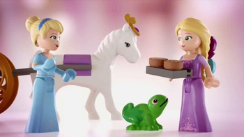 LEGO Disney Princess TV Spot, 'Cinderella's Castle' - Thumbnail 7