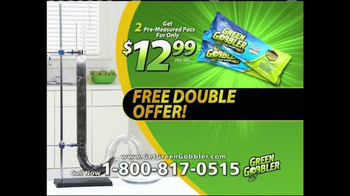 Green Gobbler TV Spot, 'Safe and Simple' - Thumbnail 9